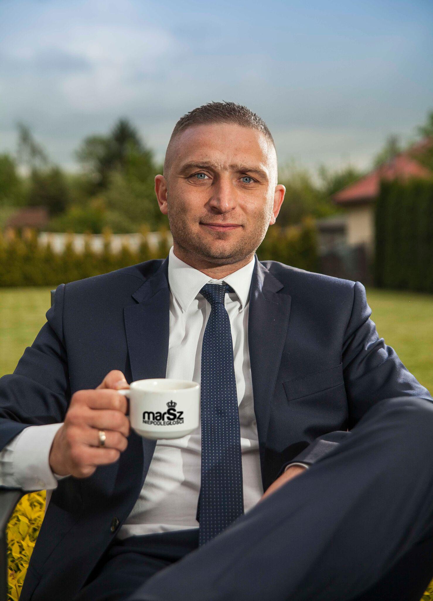 Rober Bąkiewicz - fotografia