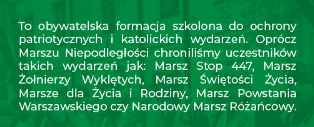 OBRAZ - Straż Marszu